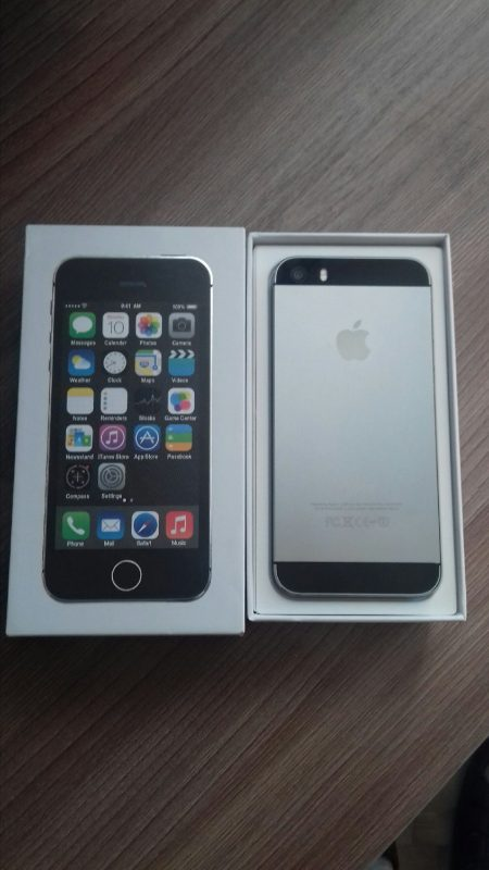 iPhone 5s 16gb silver, , 5500 ₽