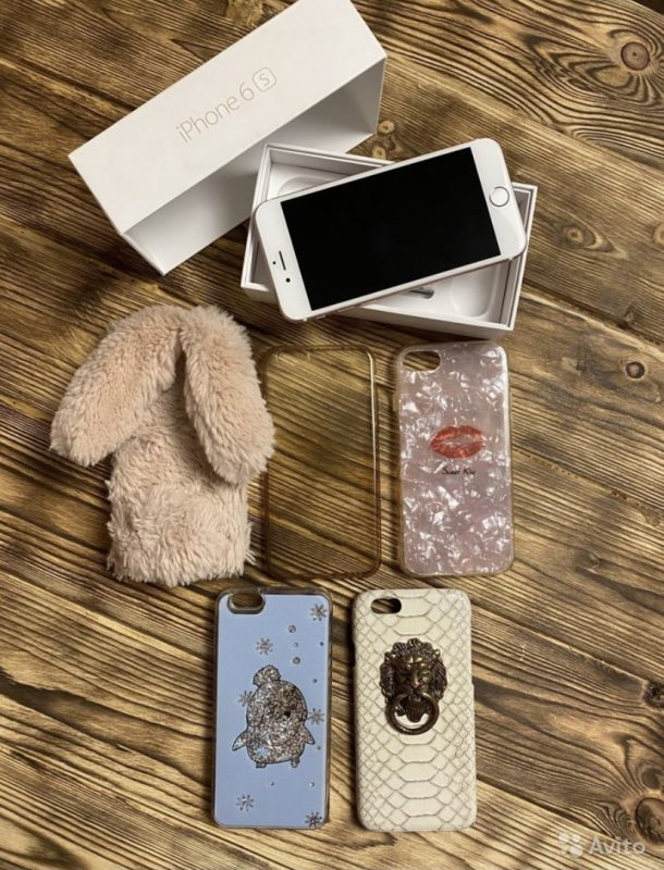 iPhone 6s 128gb pink, , 10000 ₽