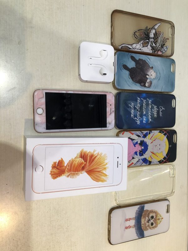 iPhone 6s 32gb pink, , 10000 ₽