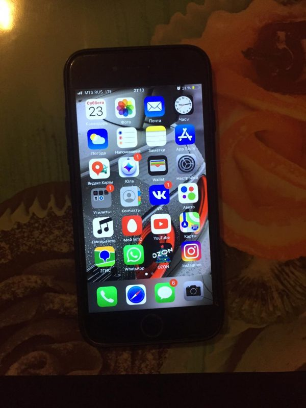iPhone 6s 16gb space gray, , 6500 ₽