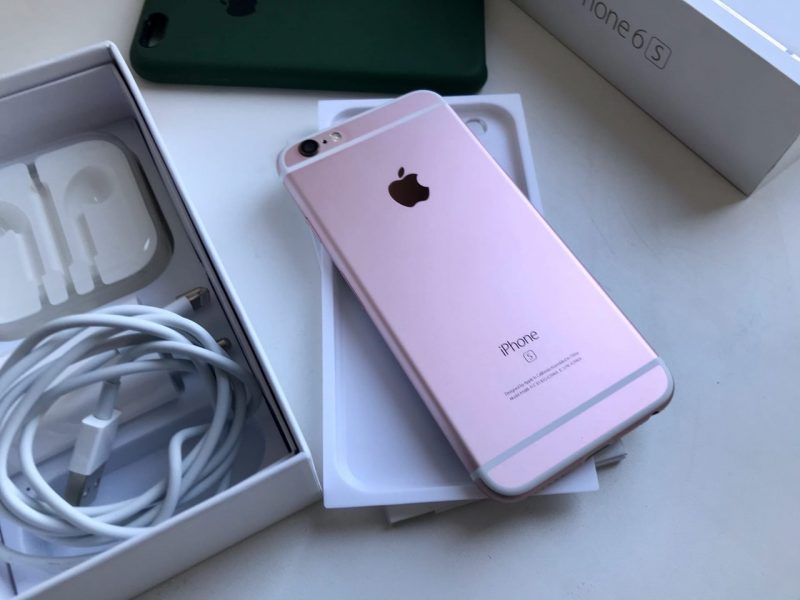 iPhone 6s 64gb pink, , 7500 ₽